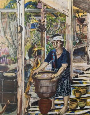 Maia Cruz Palileo, The Preparations, 2018