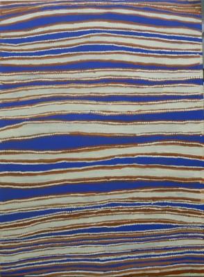<span class=&#34;artist&#34;><strong>Narputta Nangala</strong></span>, <span class=&#34;title&#34;><em>Kulata Tjukurrpa</em>, 1997</span>