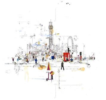 <span class=&#34;artist&#34;><strong>Laura Jordan</strong></span>, <span class=&#34;title&#34;><em>A Walk to the Tower</em>, 2012</span>