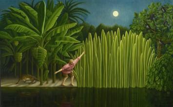 """<span class=""""artist""""><strong>Helen Flockhart</strong></span>, <span class=""""title""""><em>Dance</em>, 2015</span>"""