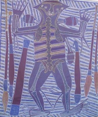 <span class=&#34;artist&#34;><strong>Sambo Barra Barra</strong></span>, <span class=&#34;title&#34;><em>Devil Devil Man </em></span>