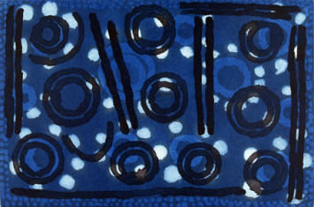 <span class=&#34;artist&#34;><strong>Paddy Sims Japaljarri</strong></span>, <span class=&#34;title&#34;><em>Yanjirlpiri – Star </em></span>
