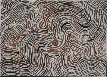 "<span class=""artist""><strong>LLoyd Kwilla</strong></span>, <span class=""title""><em>KP2462-Bush Fire Series </em>, 2008</span>"