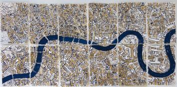 <span class=&#34;artist&#34;><strong>Barbara Macfarlane</strong></span>, <span class=&#34;title&#34;><em>Gold London </em>, 2017</span>