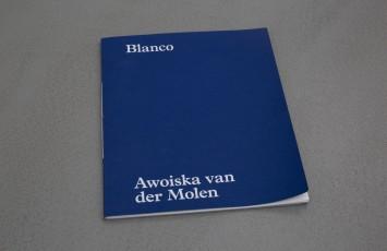 Blanco,  Awoiska van der Molen, 2017