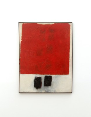 Tomie Ohtake Sem título, 1964 óleo sobre tela 65,5 x 50,5 cm