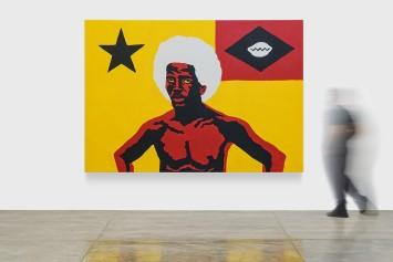 gallery week | outros ensaios para o tempo, nara roesler recebe portas vilaseca galeria