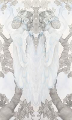 <p><span>Emma Hack</span><b>,&#160;</b><i>Peacock Whispers I</i><span>, 2012&#160;</span></p>