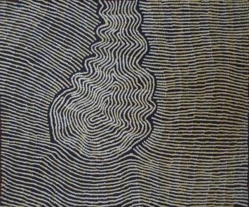 <p><b>Yukultji Napangati,&#160;</b><span>Untitled, 2013</span></p>