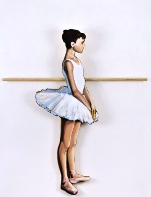 <p><b>Julio Alan Lepez, </b><i>Fake Degas #2</i>, 2014</p>