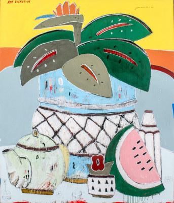<span class=&#34;artist&#34;><strong>Rob Tucker</strong></span>, <span class=&#34;title&#34;><em>Lemon Cheese Cake Is Nice</em>, 2016</span>
