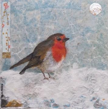 <span class=&#34;artist&#34;><strong>Alexandra Milton</strong></span>, <span class=&#34;title&#34;><em>Robin in Snow</em></span>