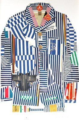 <span class=&#34;artist&#34;><strong>Peter Clark</strong></span>, <span class=&#34;title&#34;><em>Stripes R A Must This Season</em>, 2014</span>