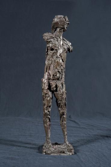 Elisabeth Frink  Small Warrior, 1950  Bronze  37 cm  Edition of 10