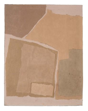 Francis Davison  A 63 (cottage collage)  Collage  56 x 43 cm