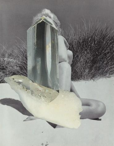 Linder  Merry Maiden (vi) , 2021  Photomontage  27 x 21 cm