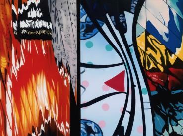 Brendan Neiland  Kaleidoscope, 2015