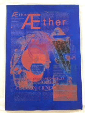 Æther. From Cosmology to Consciousness