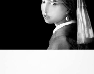 Vermeer, La Ragazza con l'Orecchino di Perla (Vermeer, Girl with a Pearl Earring)