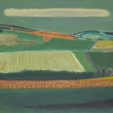 Henri Hayden - Cultures, 1963