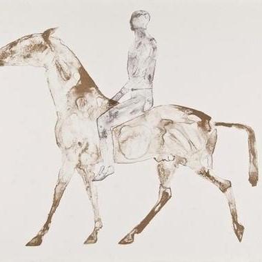 Elisabeth Frink - The Grey Rider, 1970