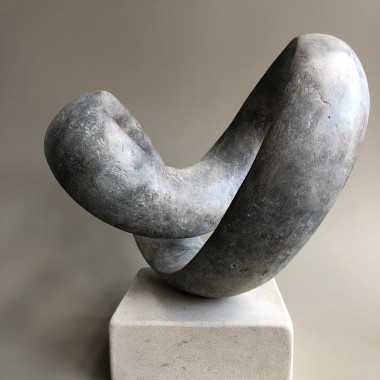 Richard Fox - Bronze Moebius V, 2018