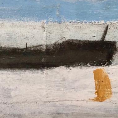 Tony Scrivener - Headland and Harbour 19, 2015