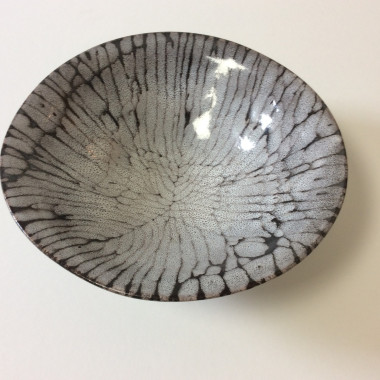 James Tower - Open bowl with patterning, 1960s