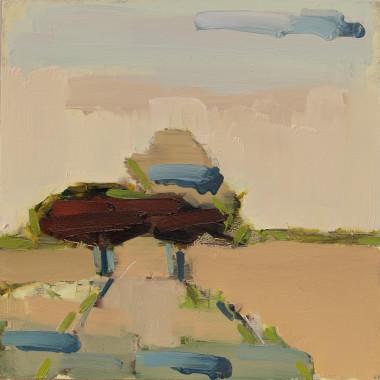 Stephen Palmer - Two Trees I, 2019