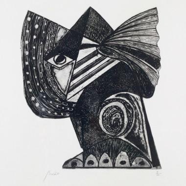André Bicât - Armoured Head