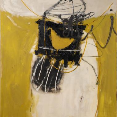 Douglas Swan - Yellow Bird, c 1960s