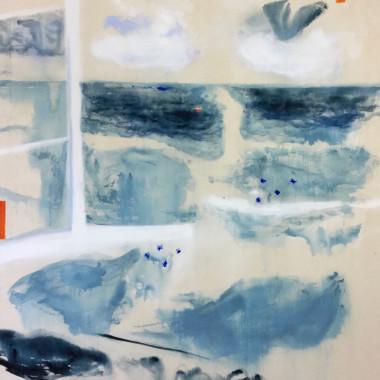 Felicity Mara - Window (Porthmeor), 2016