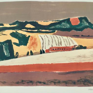 Henri Hayden - Courtablon, 1969