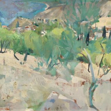 John Hope - The Olive Grove, 1956