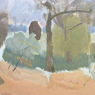 Ivon Hitchens - October Trees, Ashdown Forest, 1939