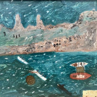 James Dixon - Ringnet Fishing, East of Tormore, Tory Island, 1964
