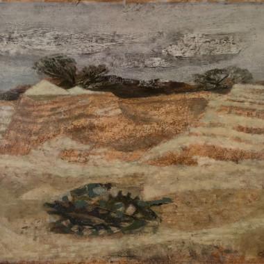 Prunella Clough - Gravel Pit, 1947
