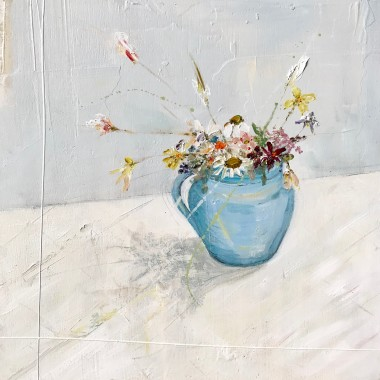 Jane Skingley - Meadow in a Jug, 2019