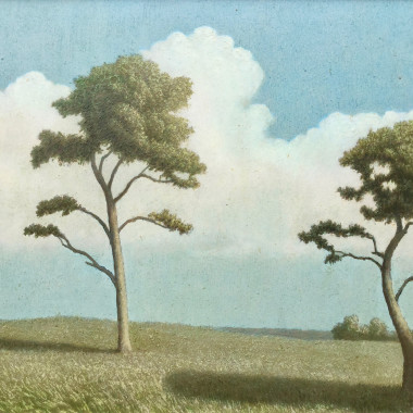 Algernon Newton - A Summer Day, c 1950s