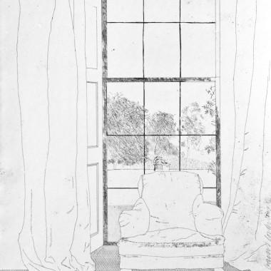 David Hockney - Home [T.84], 1969