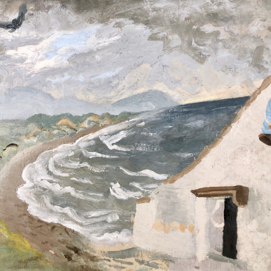Winifred Nicholson - The Bay