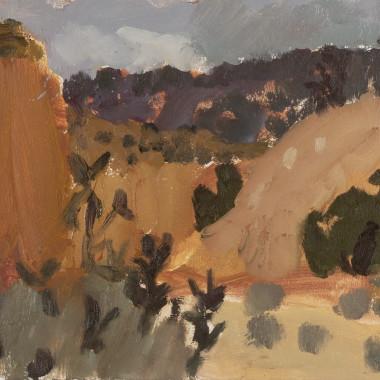 Annabel Gault - Box Canyon II, 2008