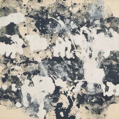 Bernard Cohen - Work on Paper IV, 1958 circa