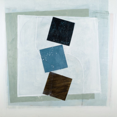 Daisy Cook - Tilting Squares