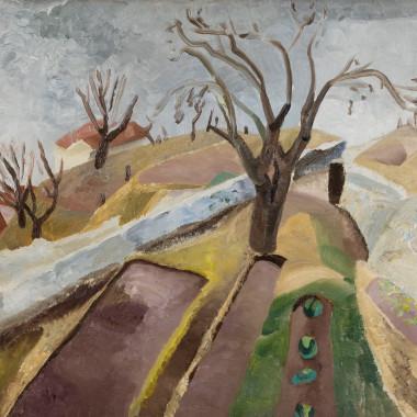 Winifred Nicholson - (Untitled) Castagnola, 1923 circa