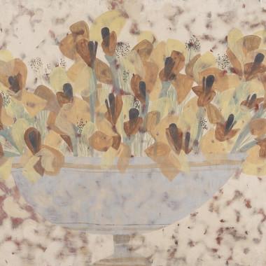 John Armstrong - Still life (Vase of Flowers), 1936