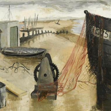 Nan Youngman - Seashore and Boats