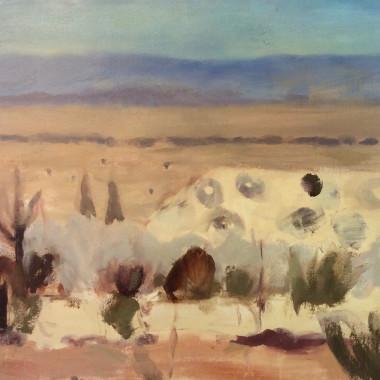 Annabel Gault - Desert Plain II