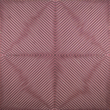 Richard Allen - ENM 2, Moire Painting, c 1966