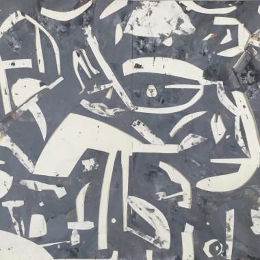 Philip Sutton - Untitled (Paper Cut-out), c 1960s